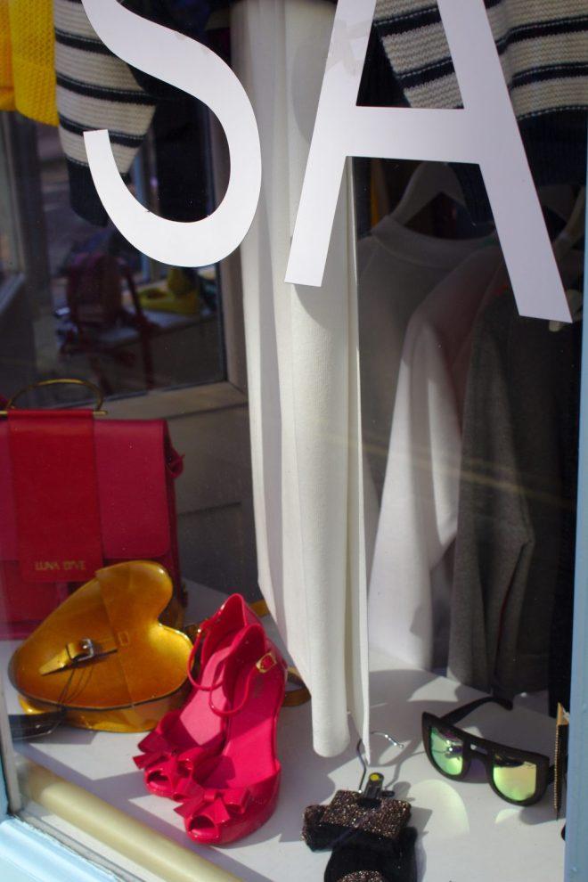 Boutique Shoreditch Londres