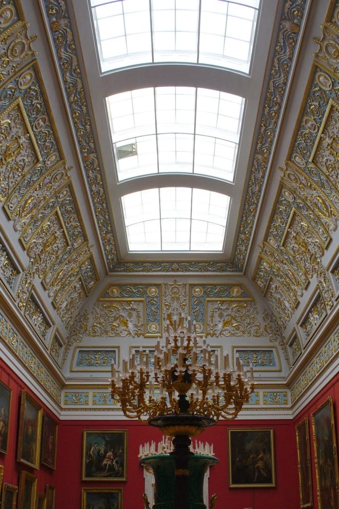 Salle italienne Musée de l'Ermitage