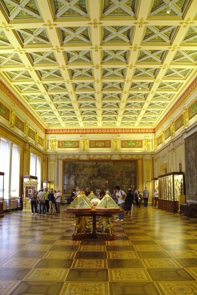 Hall Raphaël Musée de l'Ermitage
