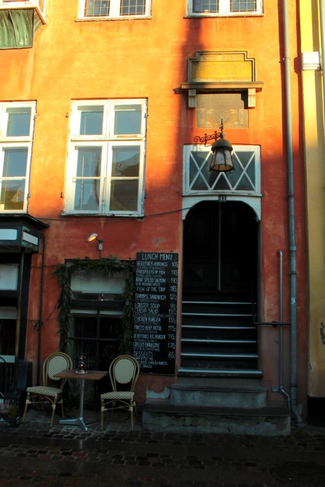 Maison de Nyhavn à Copenhague