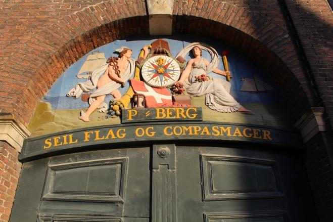 Port de Nyhavn à Copenhavn