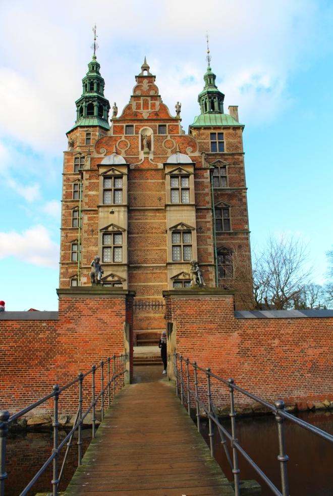 Chateau de Frederiksberg à Copenhague