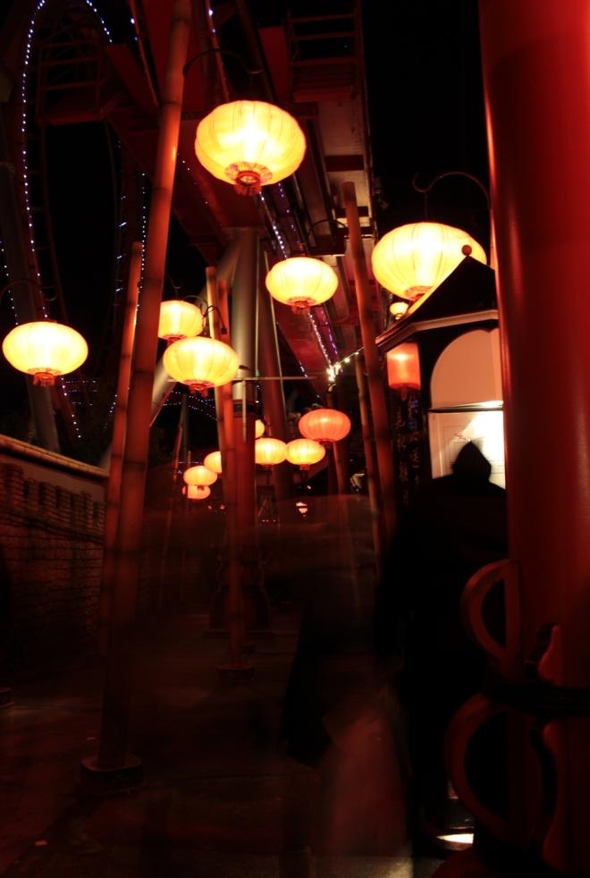 Parc Tivoli à Copenhague