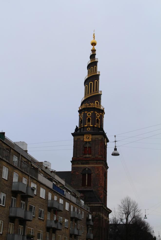 Vor Frelsers Kirke à Copenhagu